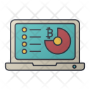Pc Computer Statistics Icon
