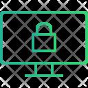 Pc Locked Password Icon