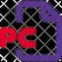Pc File Icon