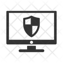 Pc Protection Computer Security System Security Icon