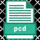 Pcd File Formats Icon