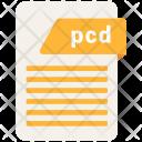 Pcd Format File Icon