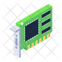 Pci Card Universal Pci Card Hardware Icon