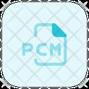 Pcm File Icon