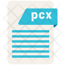 Pcx Format File Icon