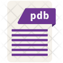 Pdb File Icon