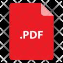 Pdf File Format Icon
