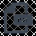 File Folder Pdf Icon
