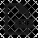 File Format Pdf Icon