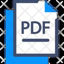 Pdf Pdf Document Pdf File Icon