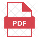 Pdf Adobe Read Icon