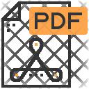 Pdf Type File Icon
