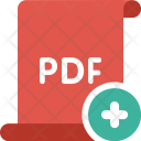 Pdf Acrobat Adobe Icon
