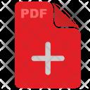 Pdf Adobe Acrobat Icon
