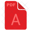 Pdf Document A Icon