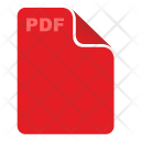 Pdf Empty File Icon