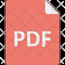 Pdf File Pdf Extension Pdf Document Icon