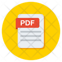 Pdf File Pdf Folder Pdf Document Icon