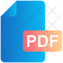 File Pdf Document Icon