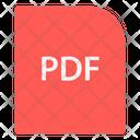 Pdf Extension File Icon