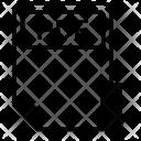 Pdf Format Document Icon