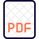 Pdf File Pdf Document File Icon