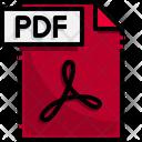 Pdf File Pdf File Format Icon