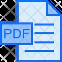 Pdf File Pdf File Icon