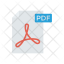 Pdf Page Document Icon