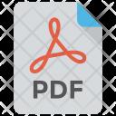 Pdf Portable Document Icon