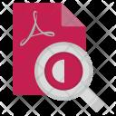 Acrobat Pdf File Icon