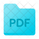 Folder Data Document Icon