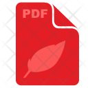 Pdf Literature Acrobat Icon