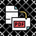 Orientation Pdf File Icon