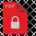 Pdf Red File Icon