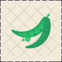 Pea Peas Green Icon