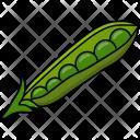Pea Peas Vegetable Icon