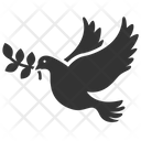 Peace Dove Pigeon Icon