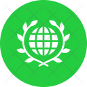Peace World Save Icon