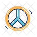 Peace Pridesymbol Icon
