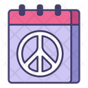 Peace World Holiday Icon