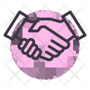 Peace Agreement Treaty Icon