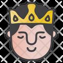 Peace King Icon