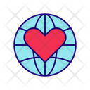Peace of the world Icon