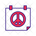 Peace poster Icon
