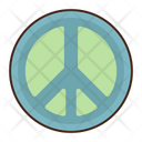 Peace Sign Icon