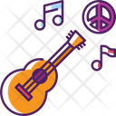 Peace Song Icon