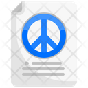 Peace Treaty Pacifism Peace Icon