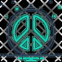 Peaceful Icon