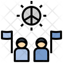 Compromiser Harmonize Cohesion Icon